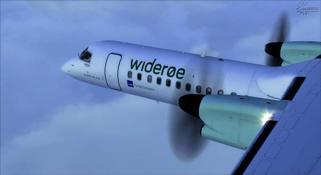 Bombardier dash 8-q400 for fsx.