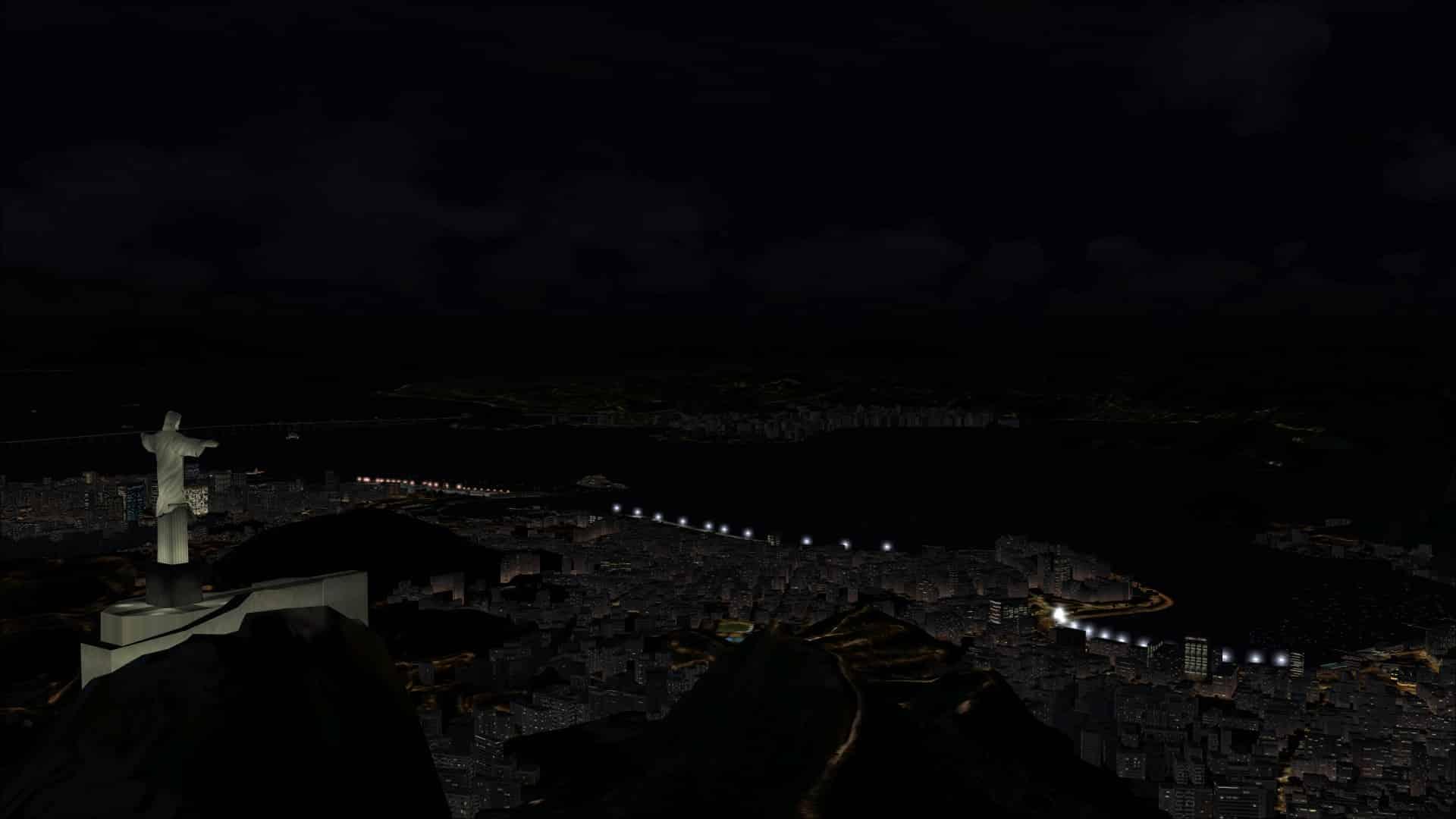 Fsx Mega Rio De janeiro photoreal Complete