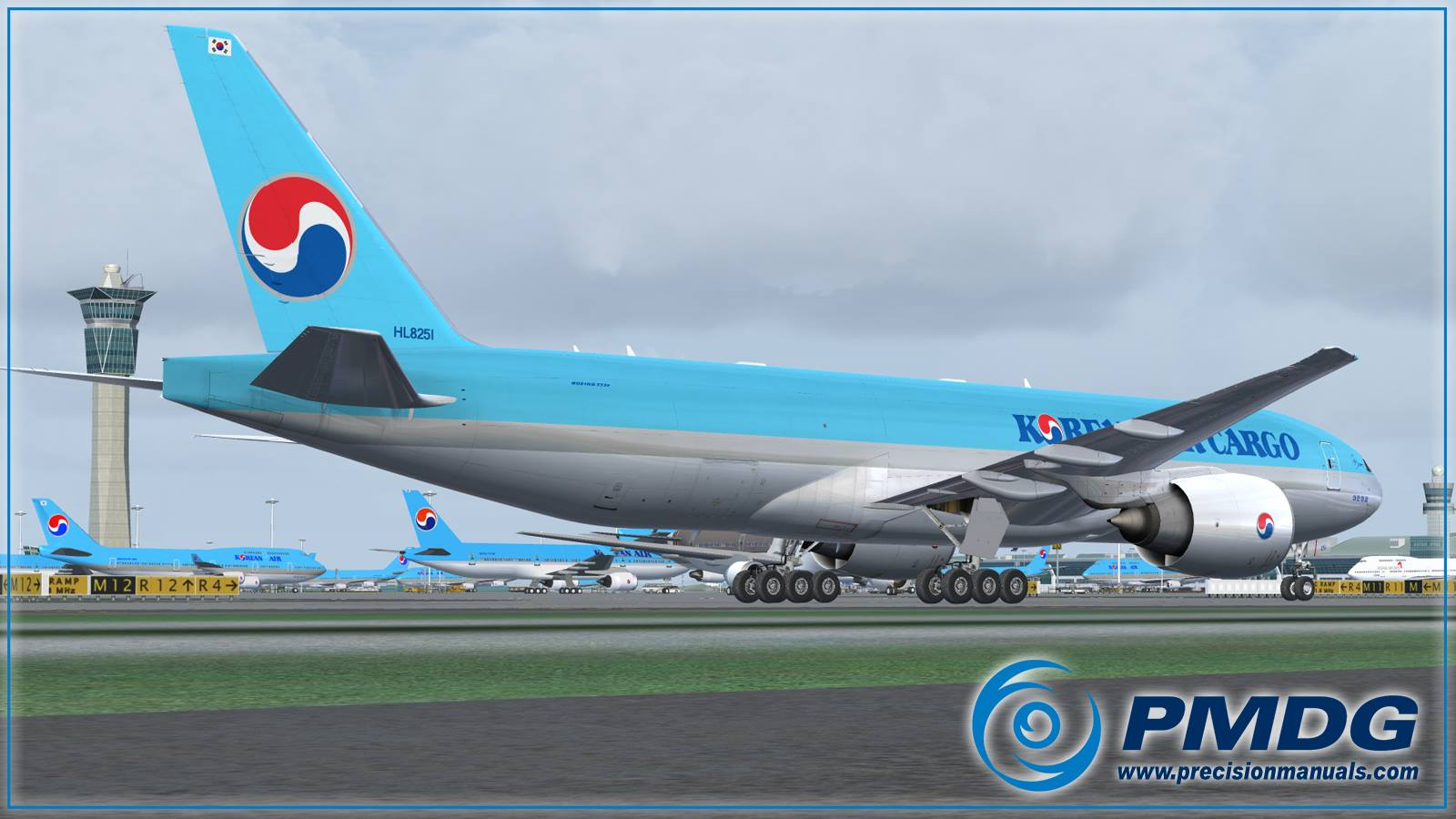 Pmdg 777 liveries preview korean air air india aero logic delta pmdg777koreanpreview korean air publicscrutiny Images