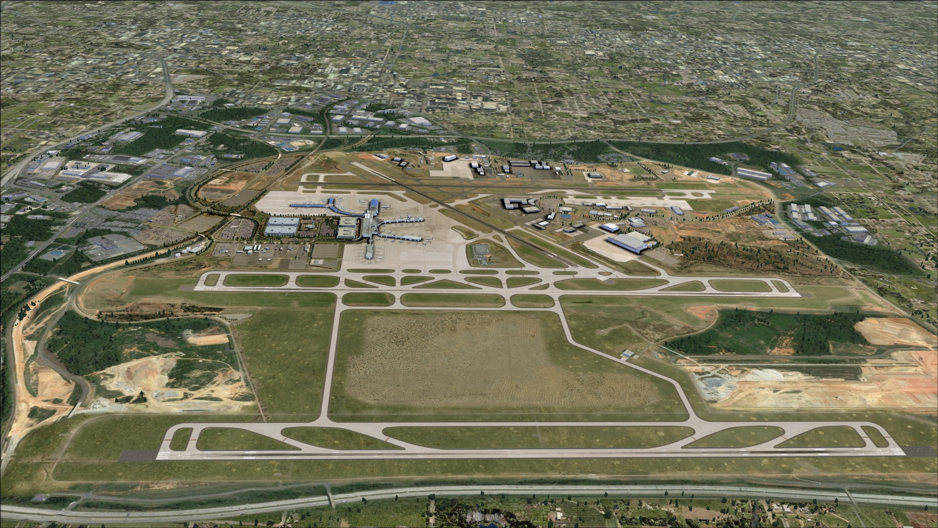 Best Image Of Diagram Clt Airport Map Pdf Download More Maps - Charlotte usa airport map