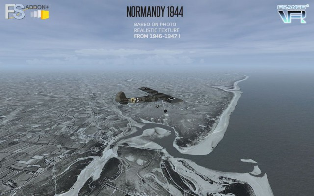 FranceVFR_FSAddon_Normandy1944
