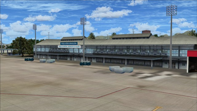 Brazilian Air Force terminal