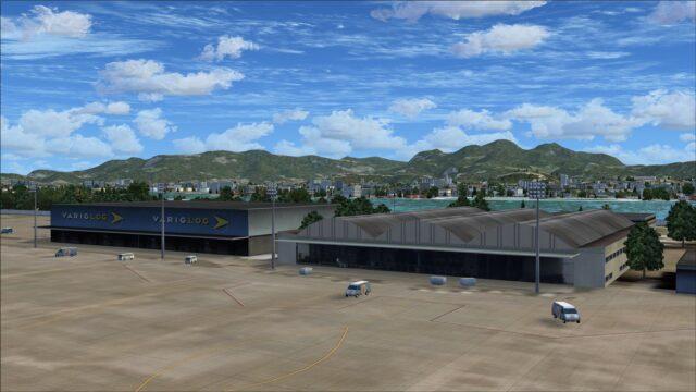 Cargo hangars