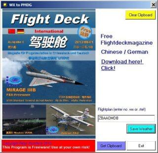 Flight Deck Magazin PMDG 777 tool