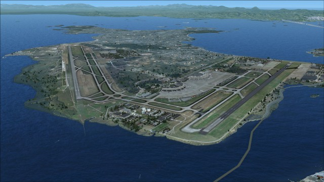Governador Island and Galeão International Airport