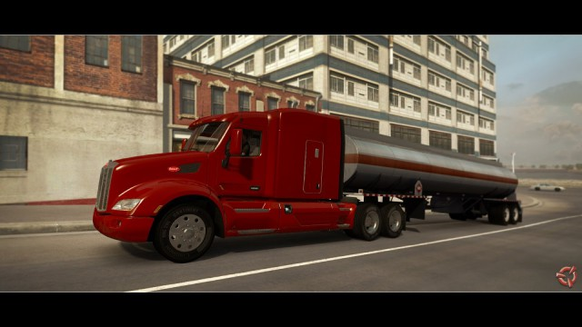 SCS Software American Truck Simulator preview