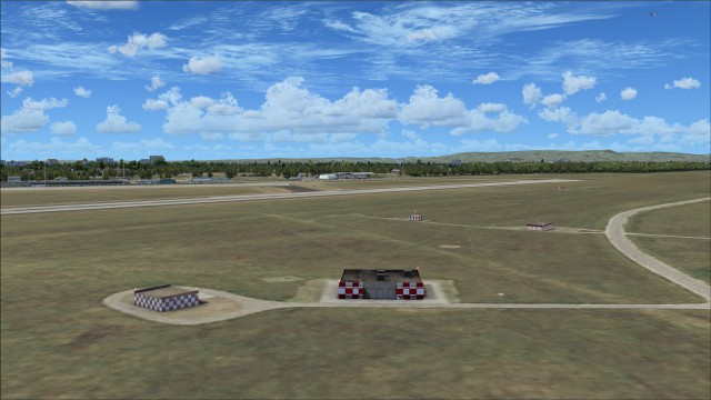 Airfield structures