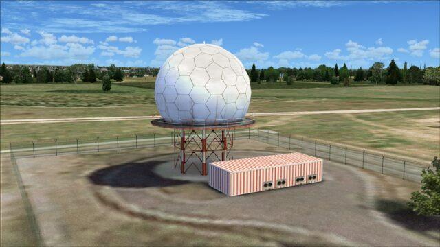 TAR SSR radar