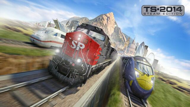 Train Simulator 2014 - banner large