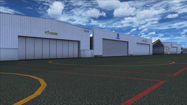 Commercial hangars