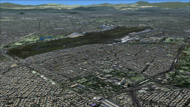 MMMX and its surroundings