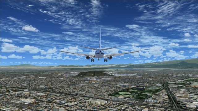 On final to 05R