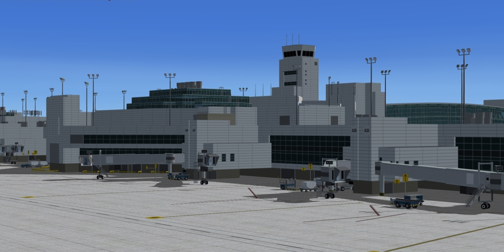 Denver international from blueprint for fs9x blueprint 120275image006 blueprint simulations have released their rendition of denver malvernweather