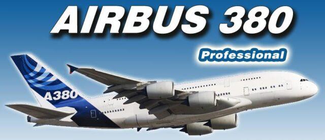 Genuine Sim A380