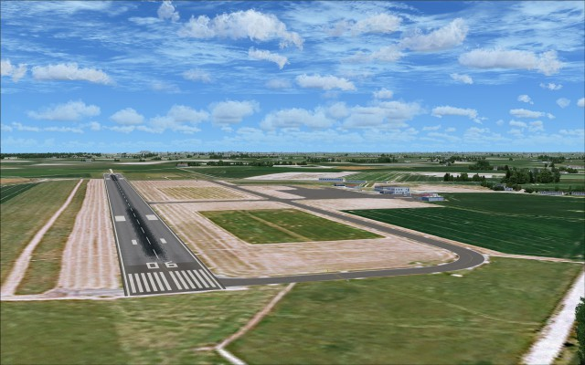 LFAC Calais–Dunkerque Airport