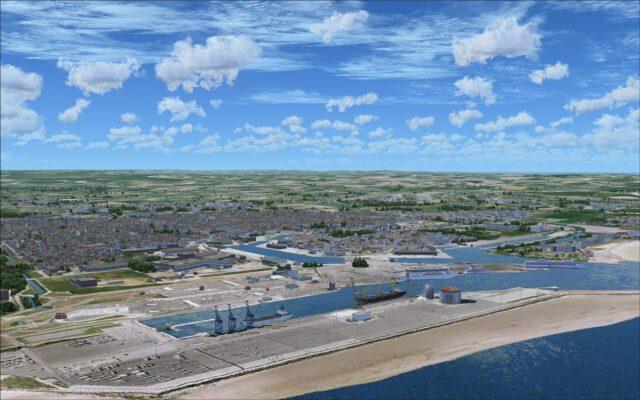 Port City of Calais