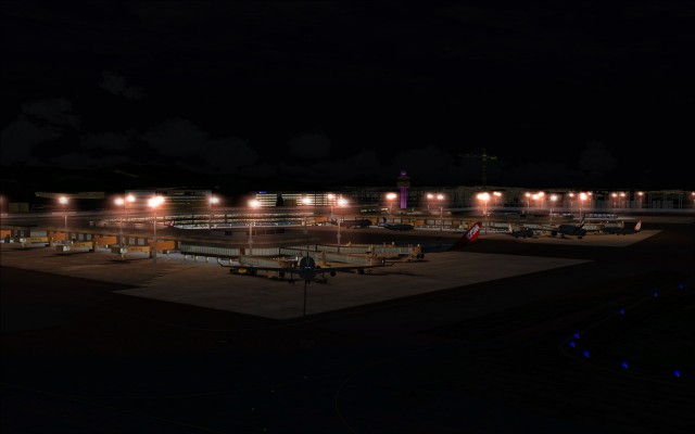 SBGR apron lighting