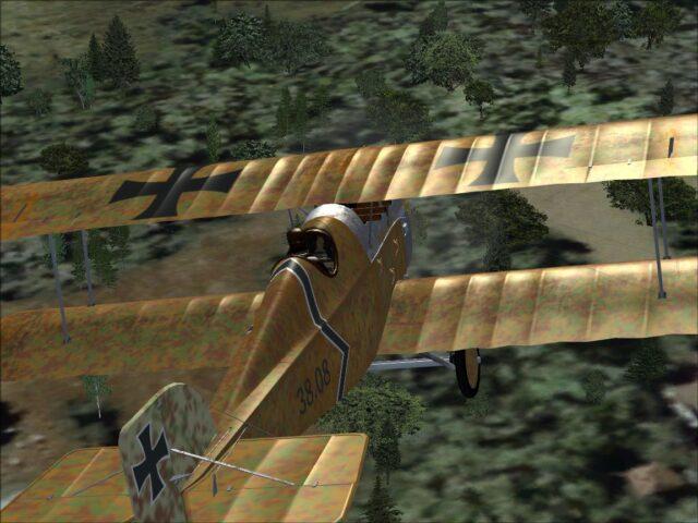 FlyFreestd - Berg