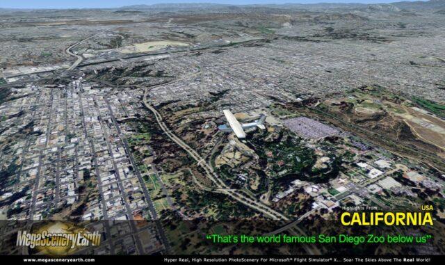 MegaSceneryEarth_California