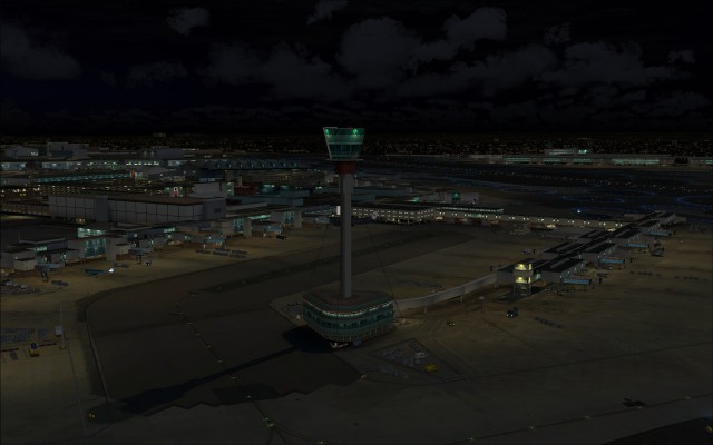 Control tower and terminal 3