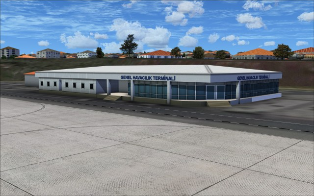 General aviation terminal