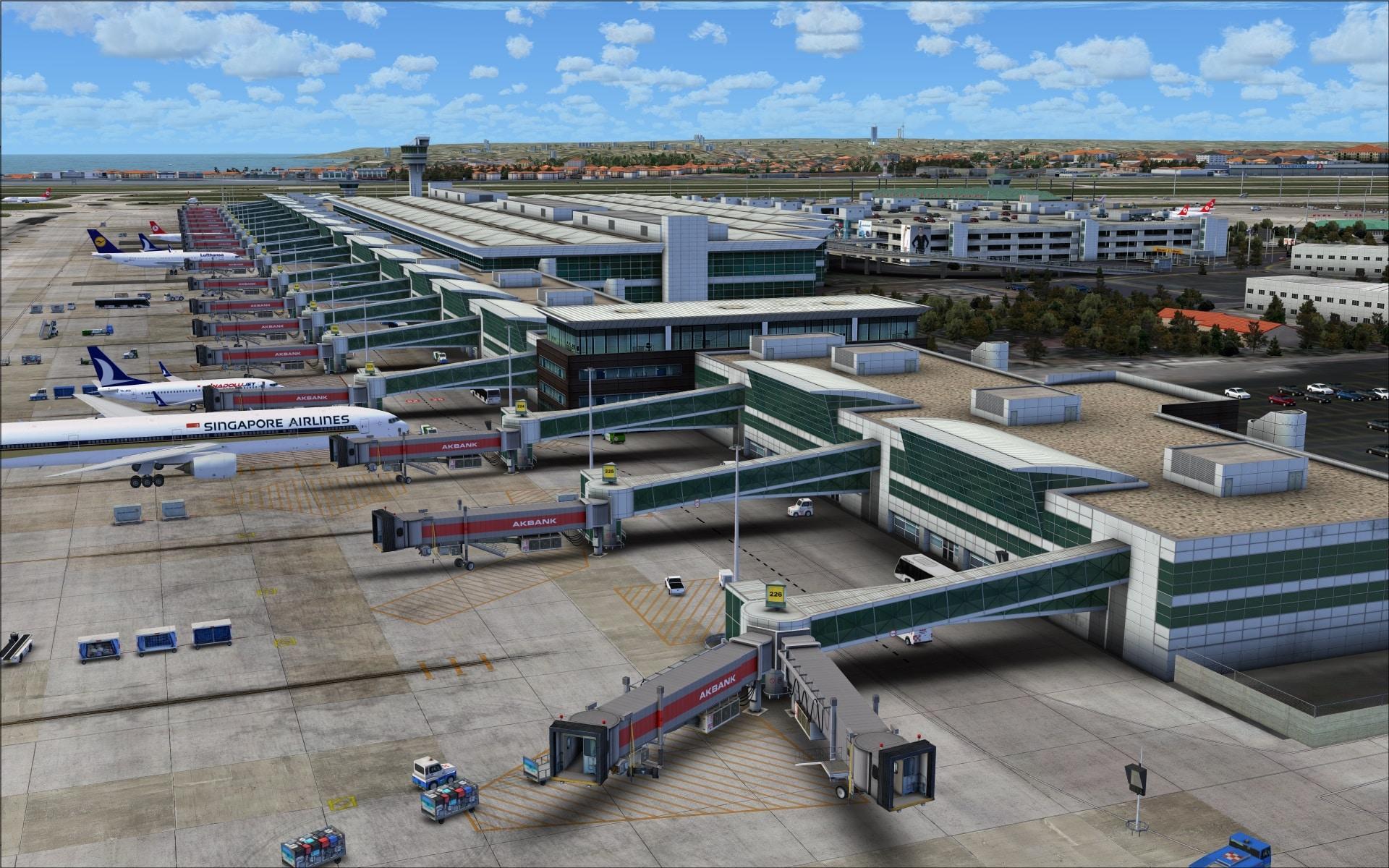Car Park Istanbul Airport