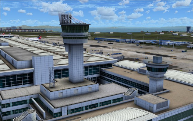 New control tower
