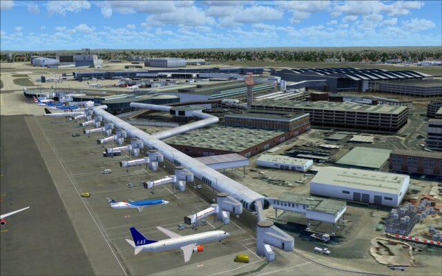 Terminal 1 pier 4A
