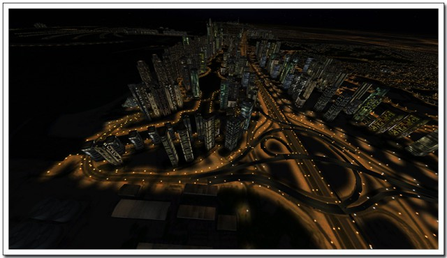 Aerosoft - Night Environment Dubai