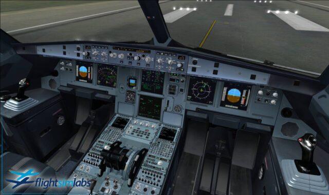 FlightSim Labs A320 VC Prev April 14