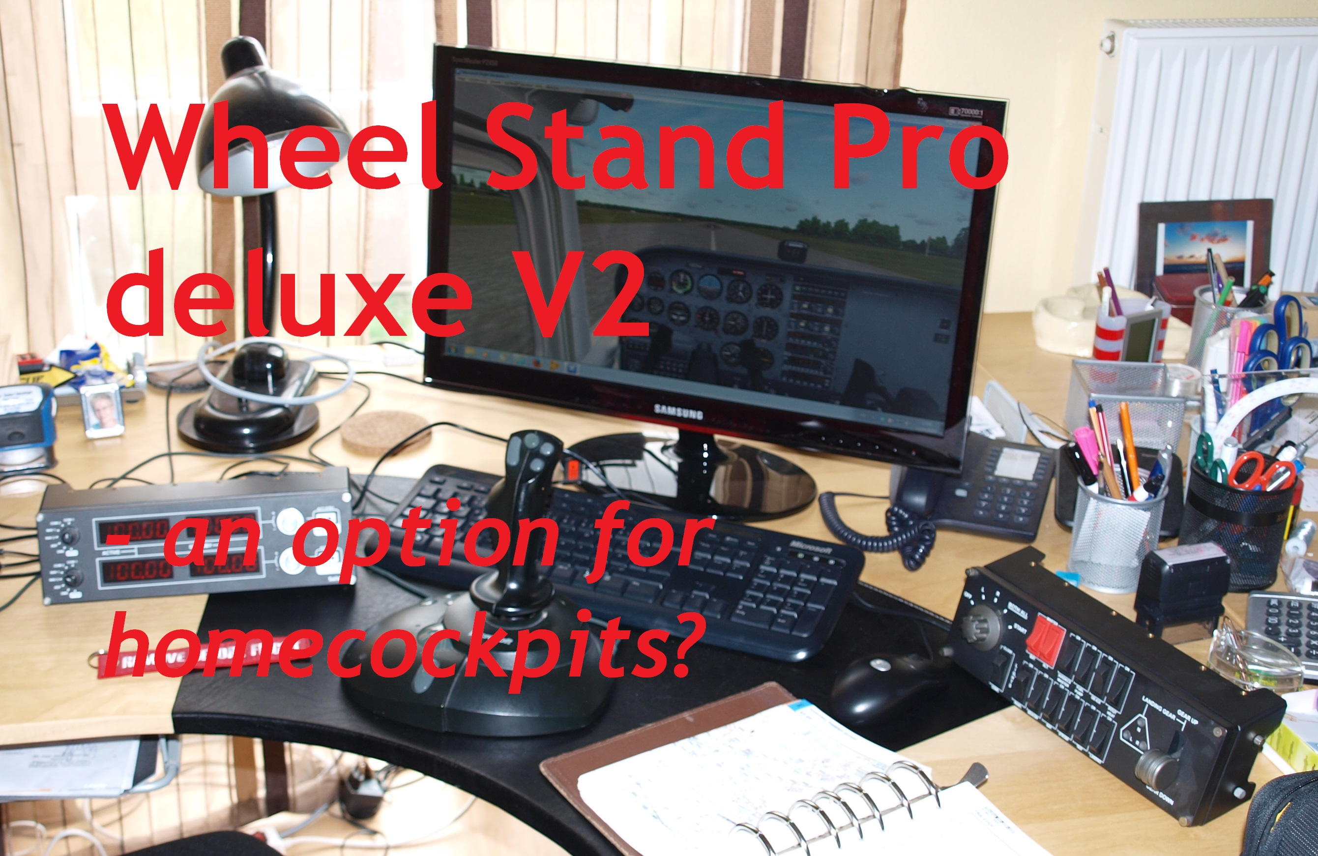 2073fd35686 Review  Wheel Stand Pro Deluxe V2 (translated from german)