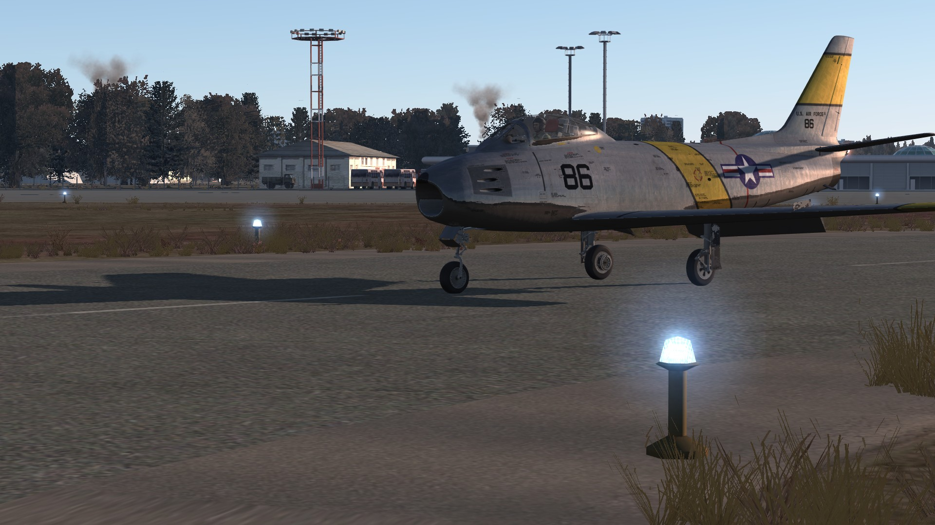F 86 to take flight in dcs world the skies of dcs world will soon the skies of dcs world will soon be occupied by another aviation classic from developers belsimtech the f 86f sabre gumiabroncs Image collections