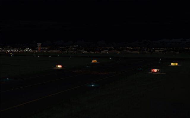 Ground illumination