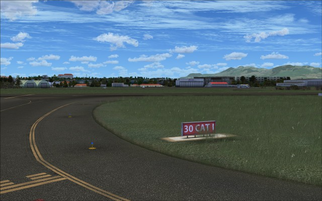 Marker and taxiway lights