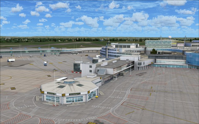 Terminal 1 pier 2