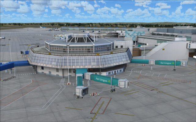 Terminal 1 pier 3