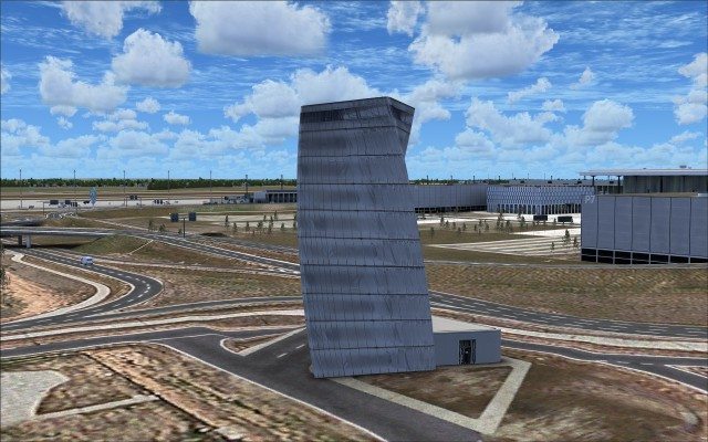 105ft Infotower observation tower