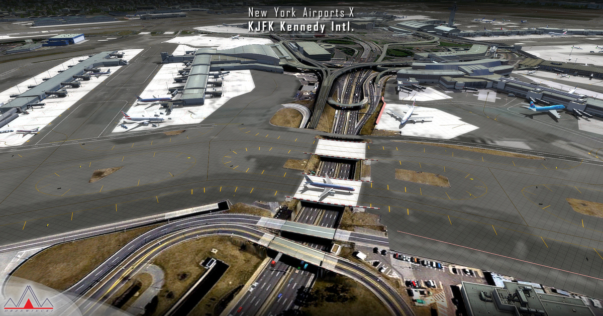 SimCatalog - NEW YORK AIRPORTS X V2 Freeware download