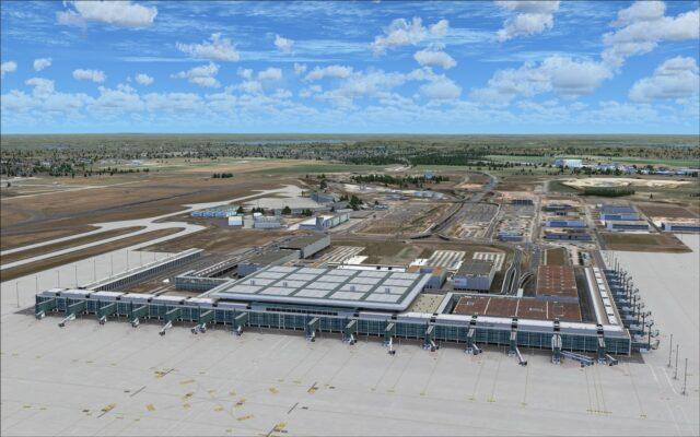 New terminal complex