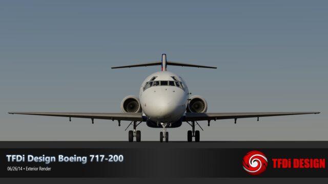TFDi Design_717 Exterior_01