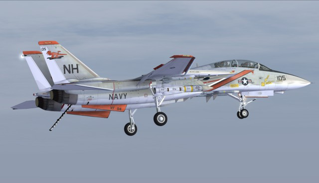 Aerosoft Tomcat preview August 2014