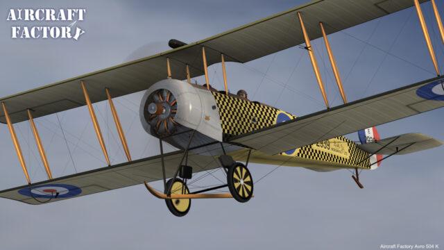 Aircraft Factory Avro 504