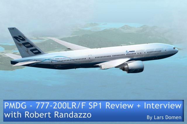 PMDG 777 Review Cover