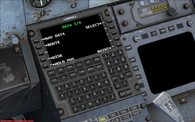 review of milviz boeing 737 200c for fsx p3dv1 the boeing 737 rh simflight com Universal Uns 1 Manual Universal's UNS-1