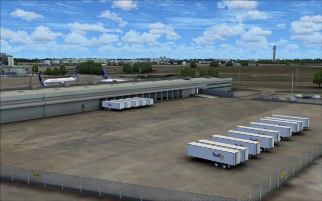 Fedex trailers