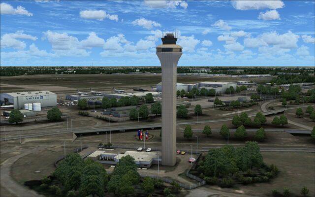 KIAH tower
