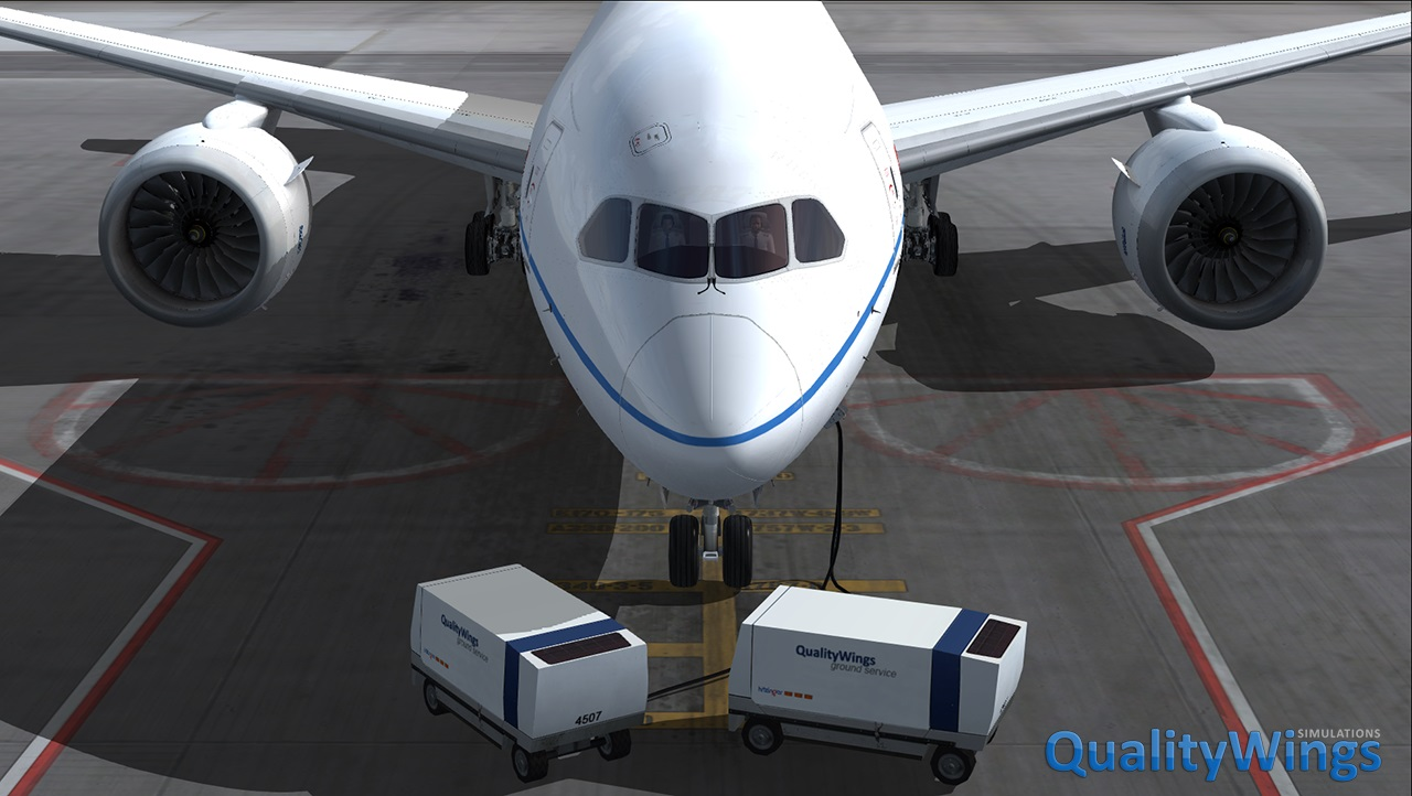 FSX] QualityWings 787 CRACKED - FLIGHT  XTREME  AVIATION