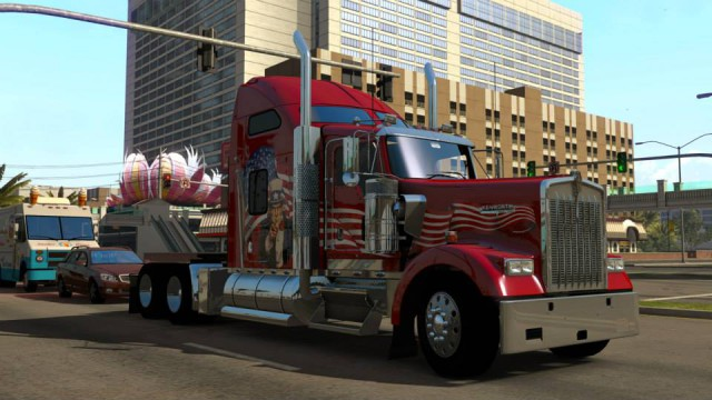 SCS Software - American Truck Simulator preview Sept 14
