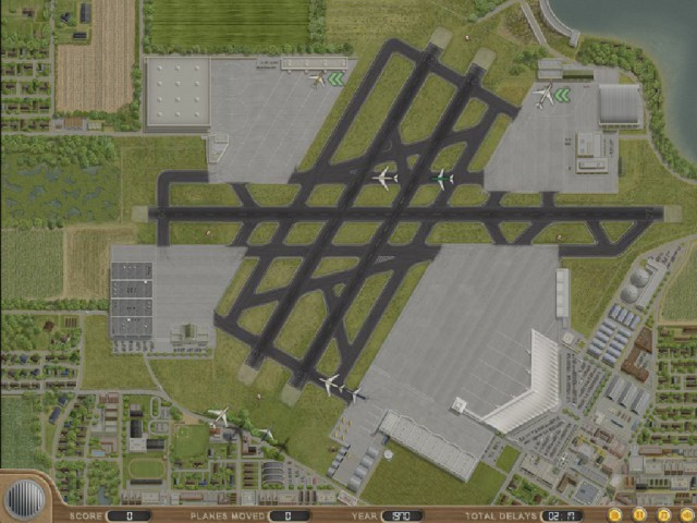 Airport Madness Time Machine