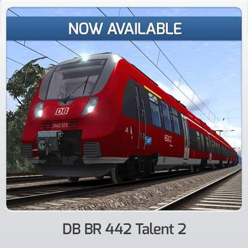 DB BR 442